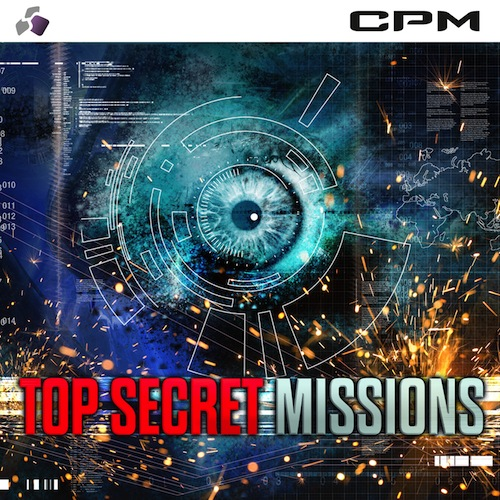 Top Secret Missions – Cover
