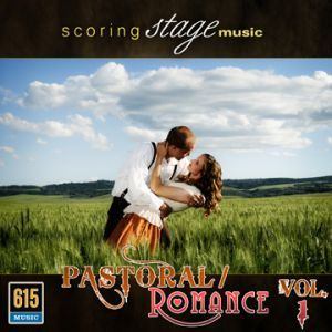 Pastoral – Romance CD cover